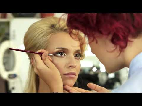 Glam Make-up By Oxana Novacovici, Makeup Atelier Paris
