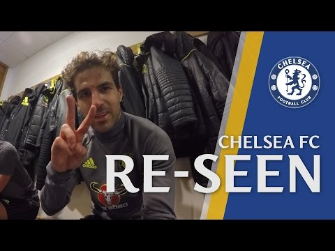 Exclusive Fabregas Player Cam, unbelievable behind the scenes from Cobham in Chelsea Re-seen!