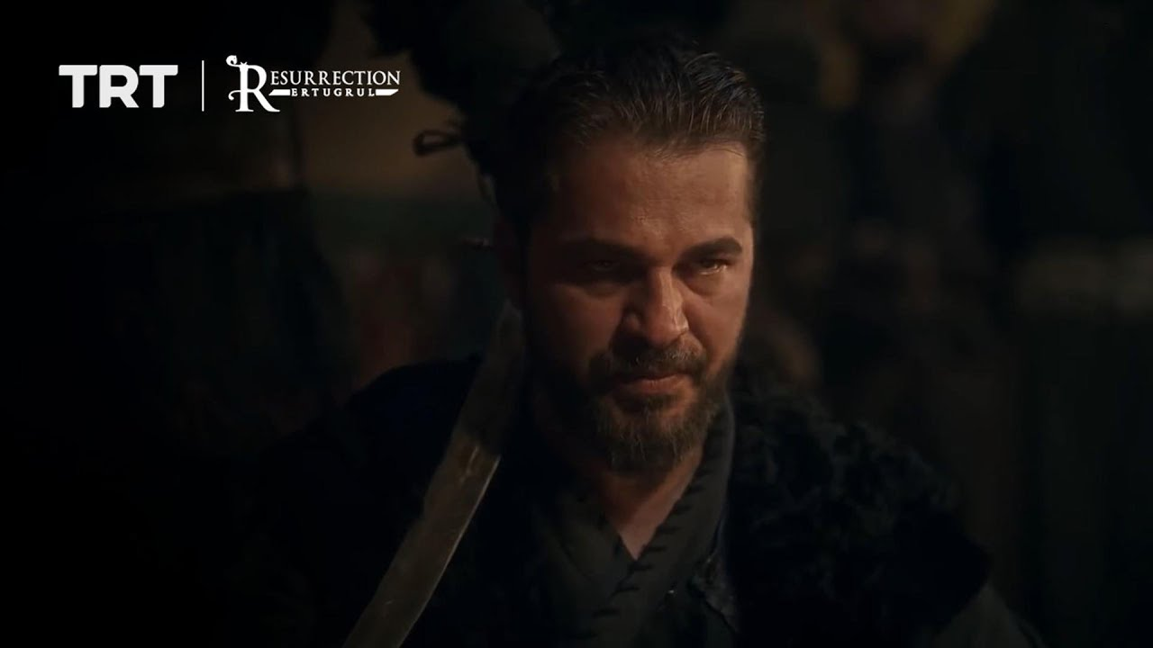 Tugtekin storms into the Kayi tent to confront Ertugrul