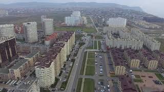 Анапа Большой облет по городу