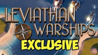 Leviathan Warships - Exclusive Gameplay & First Look