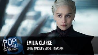 Secret Invasion Cast, Shang-Chi Photos, and More! | Pop Culture Headlines