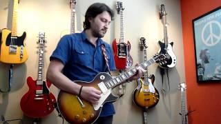 Gibson Les Paul R8 & Fender Bassman 59RI & Martin D-18
