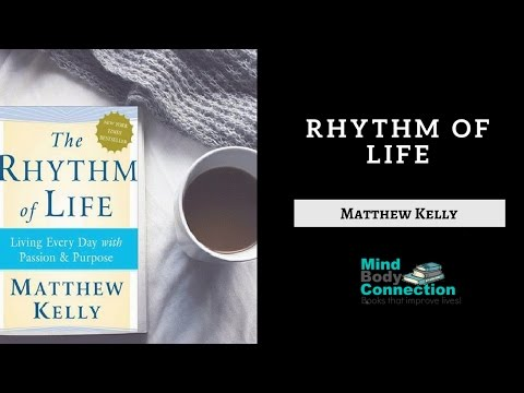 What is the meaning of life? Animated Book Summary of the Rhythm of Life