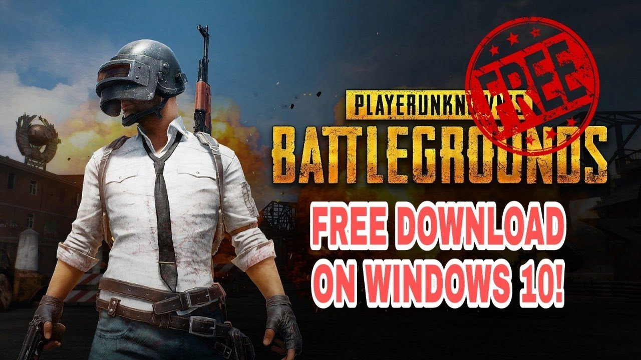 Pubg Free Download On Windows 10 2018 New Trick Youtube