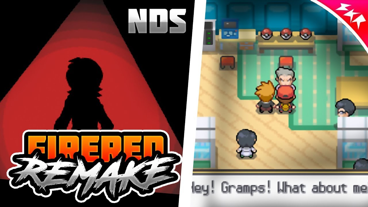 download rom pokemon fire red nds
