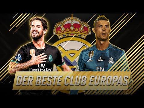 FIFA 18 Real Madrid Karriere 🏆  Rekordtransfer !? Der beste Club Europas ?! #1 - Sumas