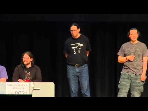 Sec, ray: Hacker Jeopardy