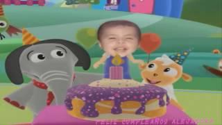 Video Feliz Cumpleaños Alejandra 2017 (Baby tv) download MP3, 3GP, MP4, WEBM, AVI, FLV Juli 2018