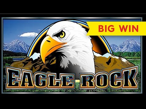 RETRIGGER MADNESS! Eagle Rock Slot - BIG WIN BONUS! - 동영상