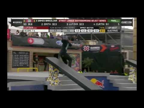Street League SELECT Series Finals @ X Games Barcelona