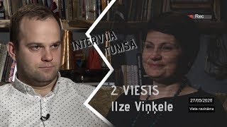 INTERVIJA TUMSĀ / 2. EPIZODE / VESELĪBAS MINISTRE ILZE VIŅĶELE