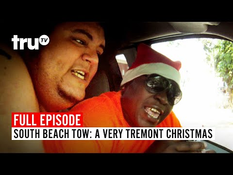 South Beach Tow | Season 2: A Very Tremont Christmas | Watch the Full Episode | truTV