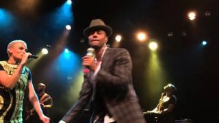 Goapele ft Eric Benet - My Love (LIVE at the El Rey Theatre)