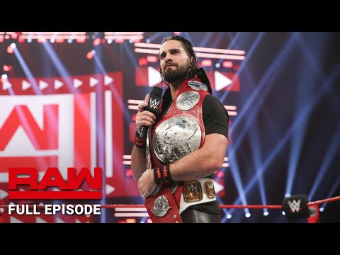 WWE Raw Full Episode, 5 November 2018