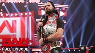 WWE Raw Full Episode, 5 November 2018