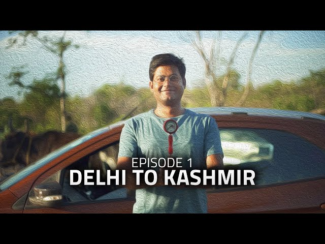 Delhi to Kashmir in One Day | Hawa Man | Beyond Ladakh: E01 | Ethereal