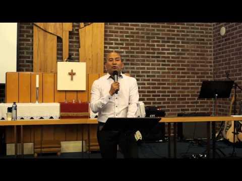 Rev. Hoi Cung Tum. Sermon 2 - IBC Sandnes Norway