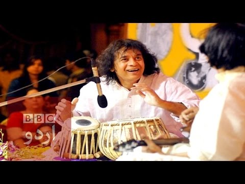 Zakir Hussain Interview - BBC Urdu