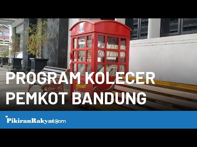 Program Kolecer Pemerintah Kota Bandung, Usaha Tingkatkan Minat Baca Warga