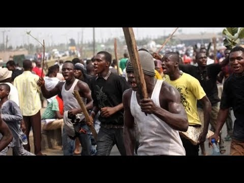 Download Hausa and Yoruba youths clash in Lagos