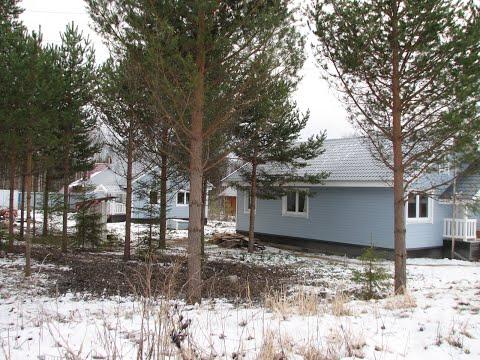Купить дом в Карелии, деревня Суйсарь, внутри дома (качество получше).