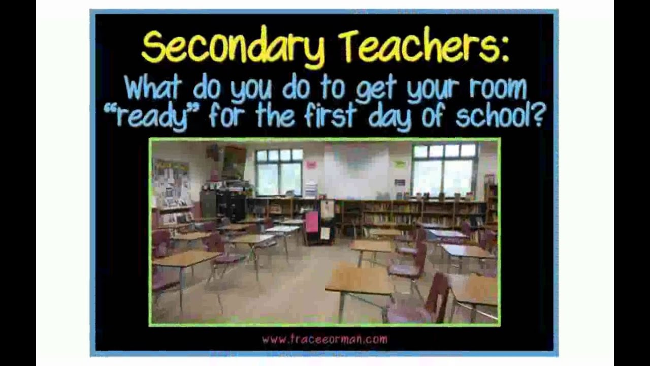 English Classroom Decorations - YouTube