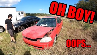 homepage tile video photo for Ricer Civic got DESTROYED!
