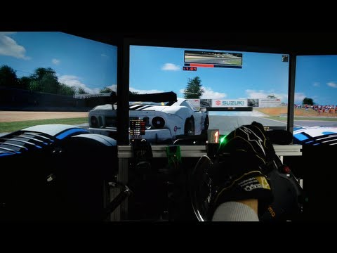 iRacing | Petit Le Mans 2012 Onboard