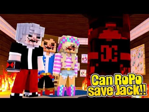 Minecraft .EXE - CAN ROPO SAVE JACK FROM BEN 10 .EXE?!!!