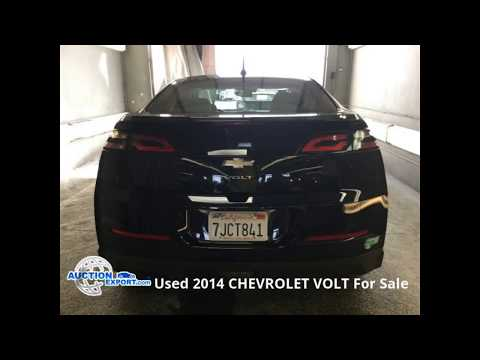 Export Car from USA to Ukraine - Auction Export - 2014 CHEVROLET VOLT