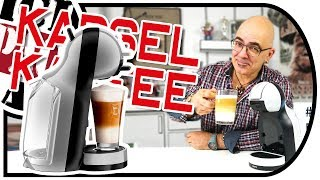 Ich geb mir die KAPSEL | KRUPS Nescafè DOLCE GUSTO Mini Me Kaffeemaschine | TEST | Review | UNBOXiNG