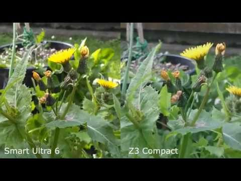 Smart Ultra 6 camera test