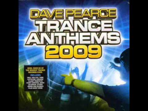 Dave Pearce - Trance Antems by 2009 CD 2