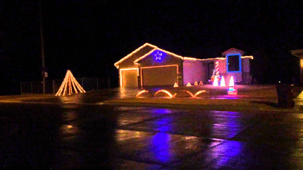 Best bryan christmas lights county now