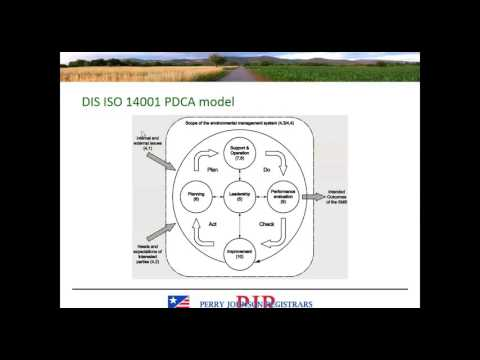 ISO 14001 Overview