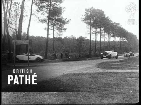 Great British Motoring Triumph (1929)