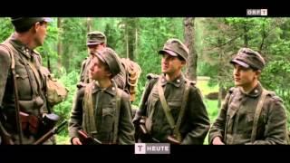 """ORF Bericht über den anstehenden Kinostart des Weltkriegsepos """"Der stille Berg"""" von Ernst Gossner"""