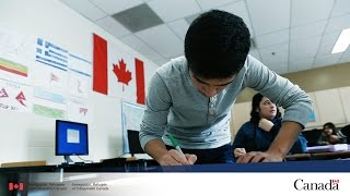 Helping young newcomers integrate in Canada: Halifax