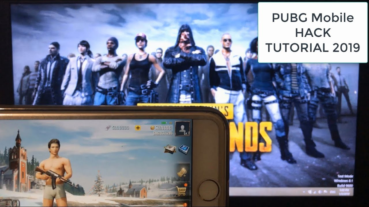 Pubg Mobile Hack Free Uc And Battle Points For Android Ios