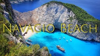 Most Incredible Beach In The World | Navagio Beach | Wild & Away