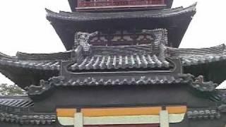 馬祖后沃村江南遊07--寒山寺