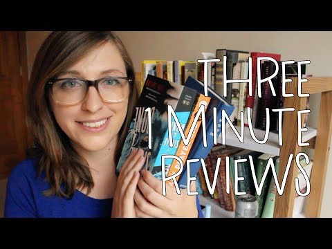 Three 1 Minute Reviews: Kindred, Ready Player One, & DoS&B