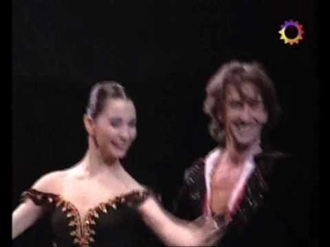 Pas de Deux Don Quijote: Julio Bocca y Tamara Rojo