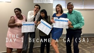The Day I Became a CA (SA) | The journey of a South African Chartered Accountant