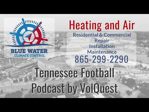 Tennessee football— The Volquest podcast 5-05-2021