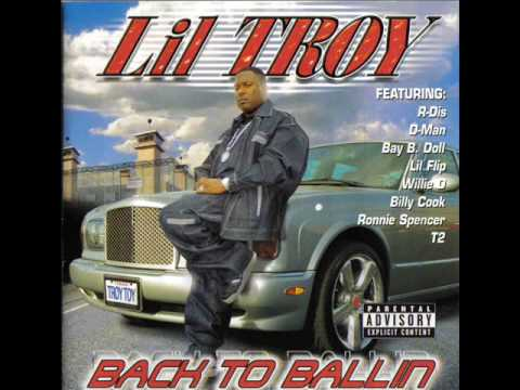 Lil Troy - Back To Ballin - Wanna Be A Balla (Screwed & Chopped)