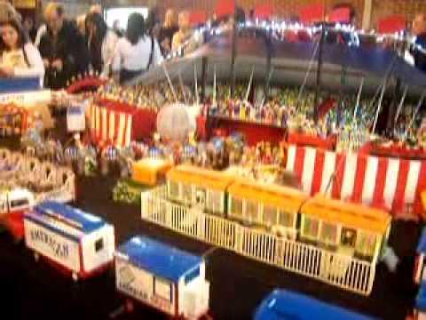 Cirque playmobil expo vente 2015 a saultain youtube - Cirque playmobil ...
