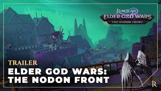 Elder God Wars: The Nodon Front - Announcement Trailer | RuneScape