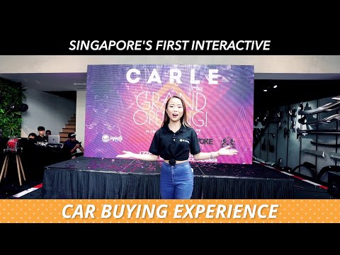 Singapore Car Dealer Video - Singapore's First Interactive Online Car Buying Platform | Carle.sg